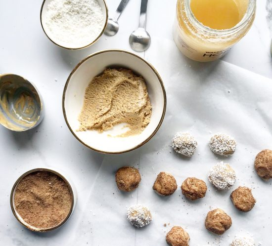 Recipes archives wife of a grocer gluten free almond butter chia balls forumfinder Images