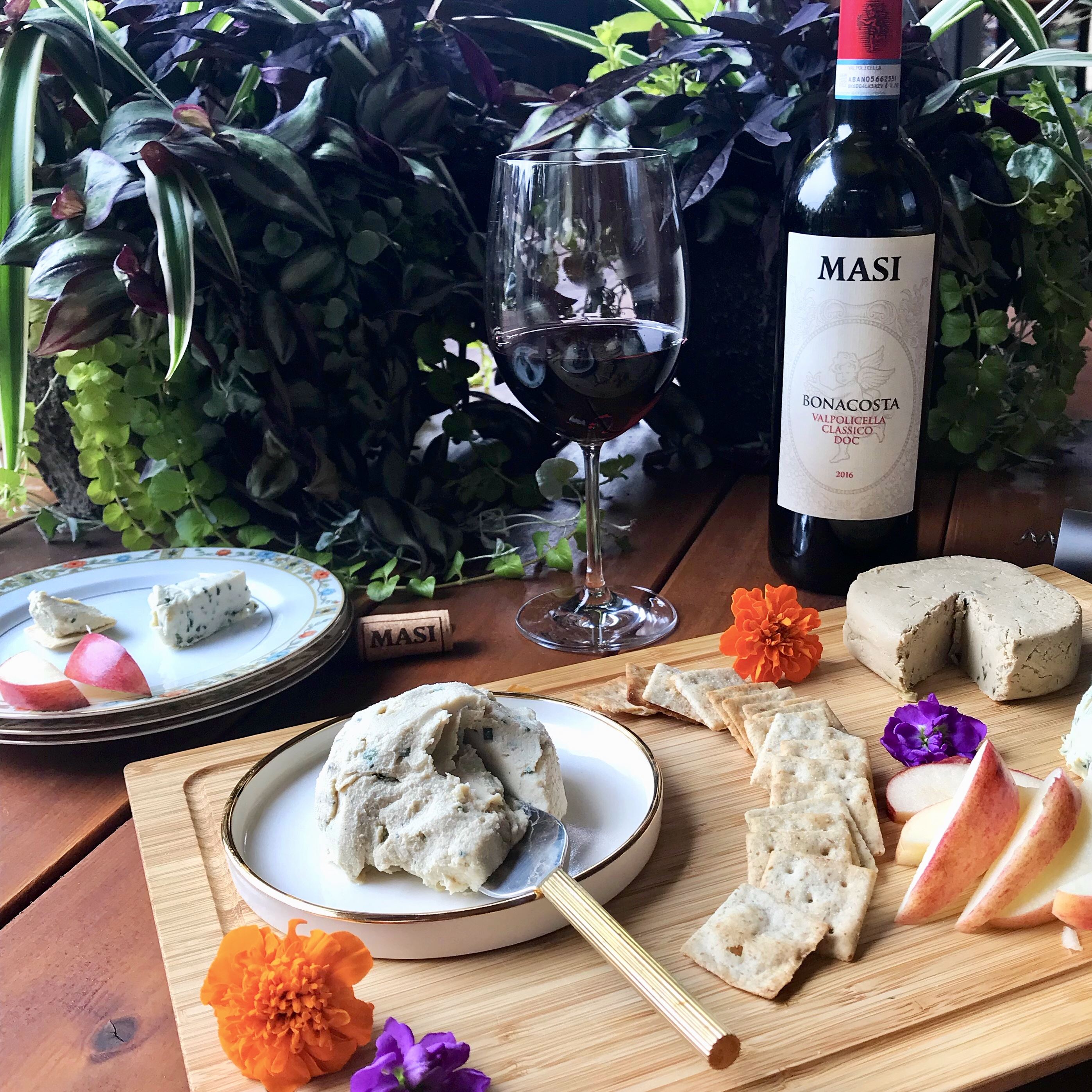 3 Tips for Pairing Wine with Vegan Cheese | Candra Mae